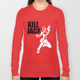 KILL JACK - SIREN Long Sleeve T-shirt