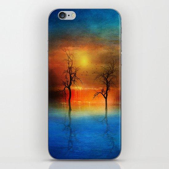 waterfall of light iPhone & iPod Skin
