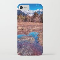 rustic iPhone & iPod Cases featuring Rustic by Jonah Anderson