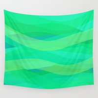 discount Wall Tapestries featuring Subtly dancing with the wind by Roxana Jordan