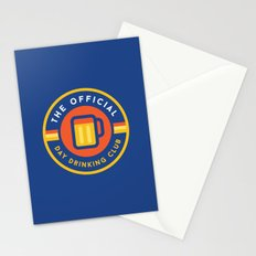 Day Drinking Club Stationery Cards