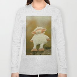 Just Sitting in the Evening Sun Long Sleeve T-shirt