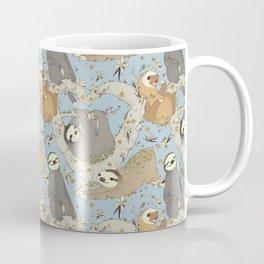 Sloths and Vanilla Coffee Mug