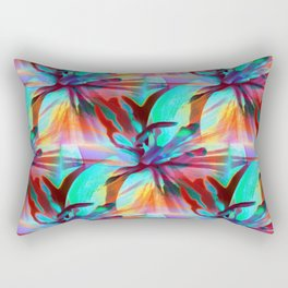Floral Exotica 5 Rectangular Pillow