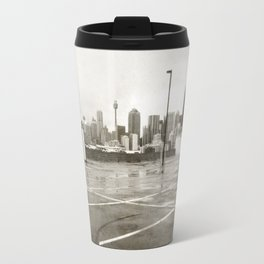 { rain dance } Travel Mug