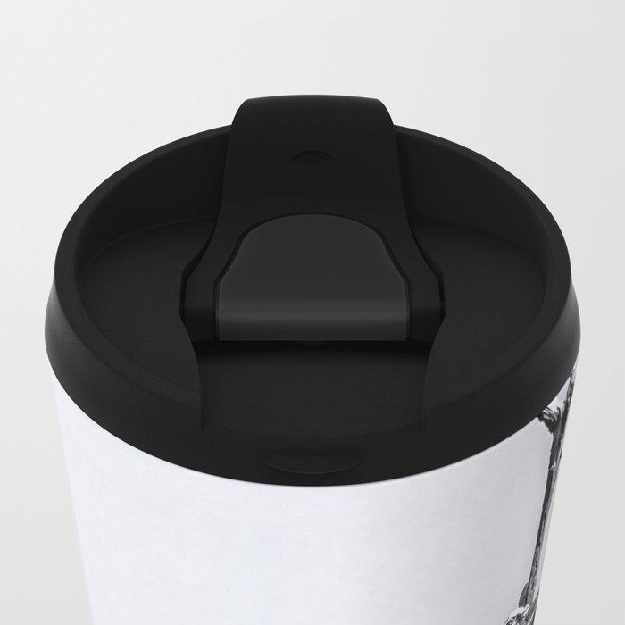 Lonely Perch Metal Travel Mug