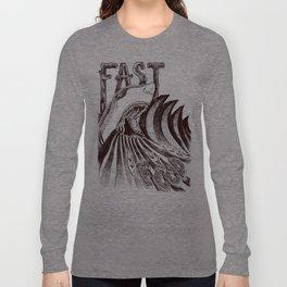 Fast Food Long Sleeve T-shirt