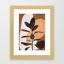 Ficus Framed Art Print