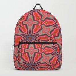 Summer Splash - Coral Backpack
