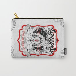 The Night Circus - light Carry-All Pouch