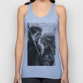 Shall we dance? Unisex Tank Top