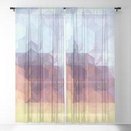 ABS#27 Sheer Curtain