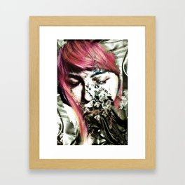 Sad Countries Framed Art Print