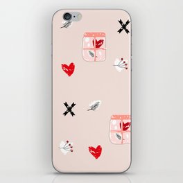 Amsterdam love iPhone Skin