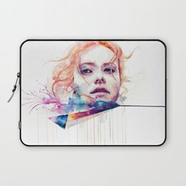conspiracy of silence Laptop Sleeve