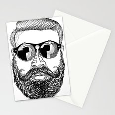 MENSUNGLASSES Stationery Cards