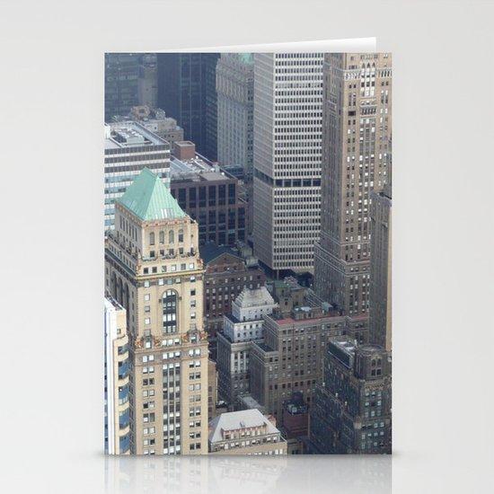 Manhattan Morning Stationery Cards