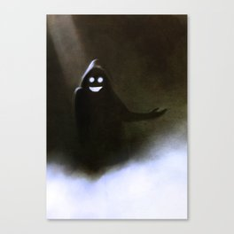 Greeter Canvas Print