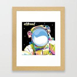 Art-Stronaut Framed Art Print