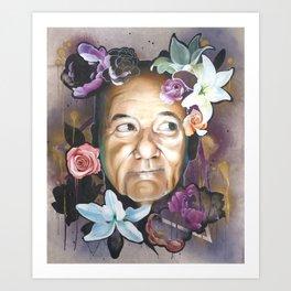 I Dream of Bill Art Print