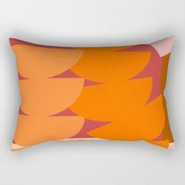 Dancing cups Rectangular Pillow