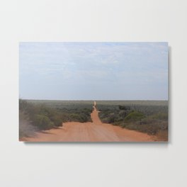 Francis Peron National Park Metal Print