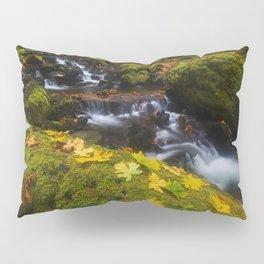 Dividing the Forest Pillow Sham