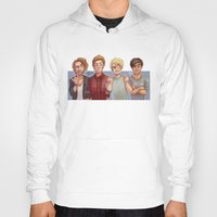 5 seconds of summer Hoodies featuring 5 Seconds of Summer by gabitozati