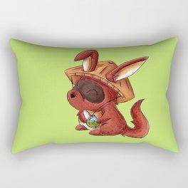 Tanukibunny Rectangular Pillow