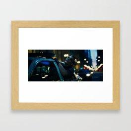 The anarchist Framed Art Print