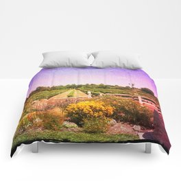 Santa Barbara Vineyard Farm Comforters