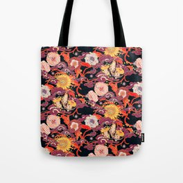 Garden on the Clouds Tote Bag
