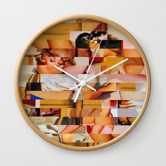 Yo Mama's a Real Estate Agent (Provenance Series) Wall Clock