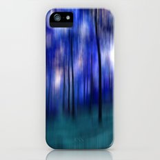 forest abstract iPhone (5, 5s) Slim Case
