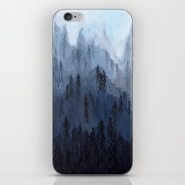 Mists No. 3 iPhone Skin