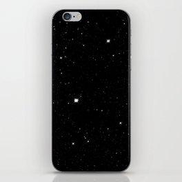 Midnight iPhone Skin