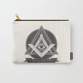 I am illuminati Carry-All Pouch