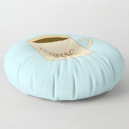 Depresso Floor Pillow