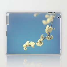 My Vintage blue sky Laptop & iPad Skin