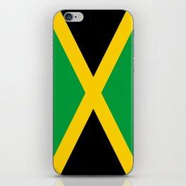 Flag of Jamaica iPhone Skin