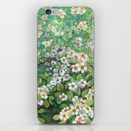 Cascading iPhone Skin