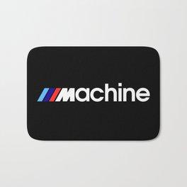 BMW Machine Bath Mat