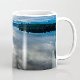 mahinapua sunrise kajak new zealand colors reflections Coffee Mug
