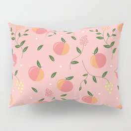 Peachy pattern Pillow Sham