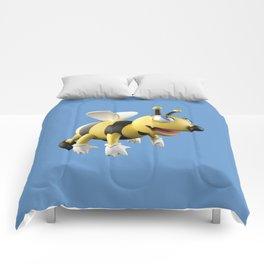 3D bee Comforters