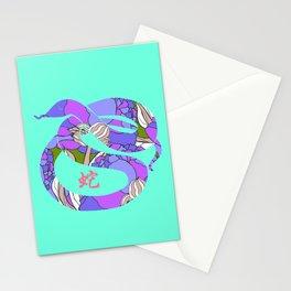 12 ZODIAC: YEAR OF THE SNAKE Stationery Cards