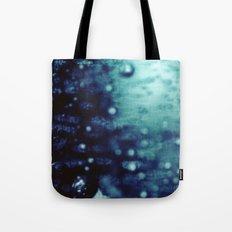 Bubbles Macro Tote Bag