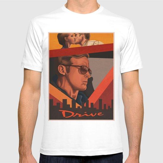 "Drive ""retro"" T-shirt"