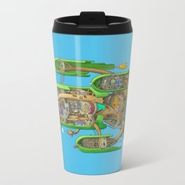 Home on a Tree Travel Mug