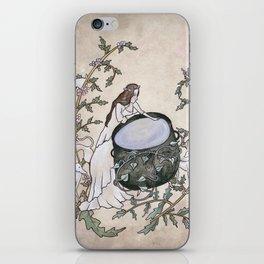 Cerridwen's Cauldron iPhone Skin